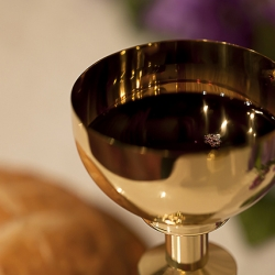 Does Corona Mean Communion on Your Owna? image